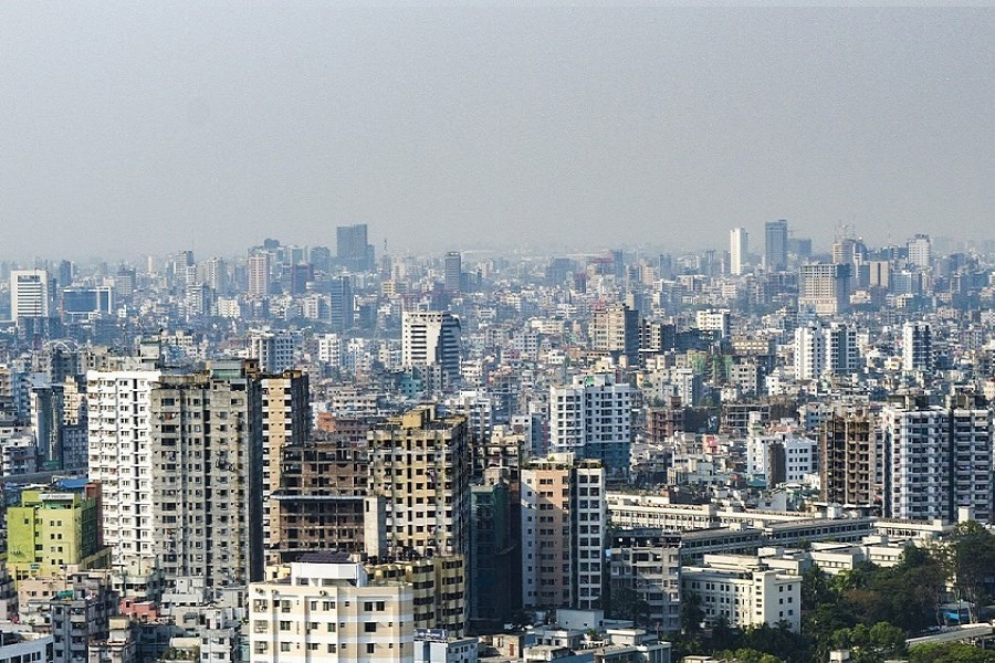 The changing looks of Dhaka