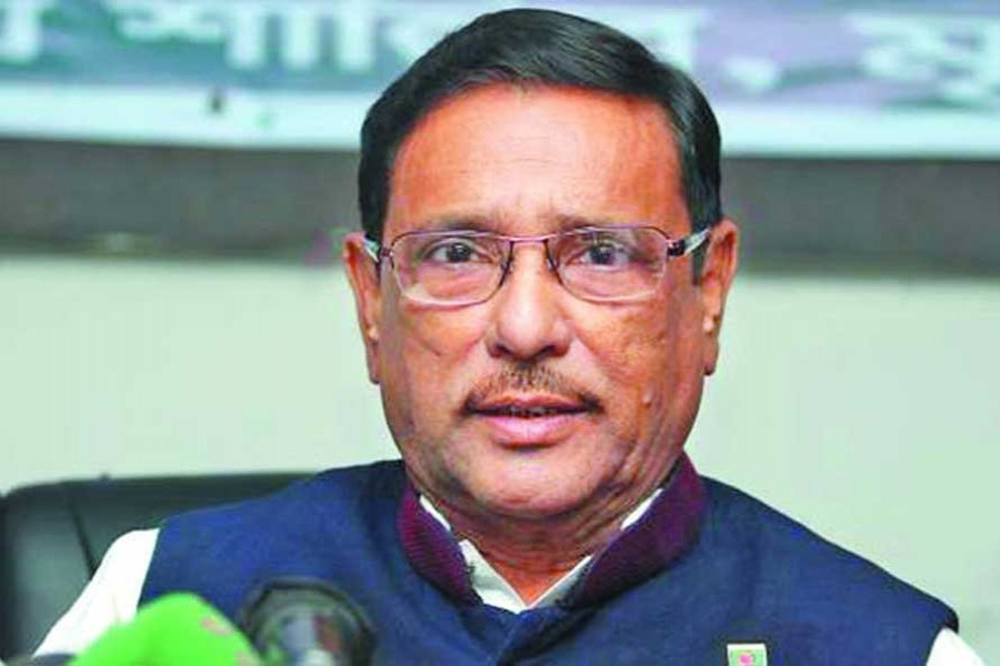 AL to celebrate win in month of victory: Quader