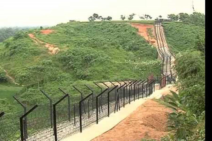 India to review border fencing work along Bangladesh border next month