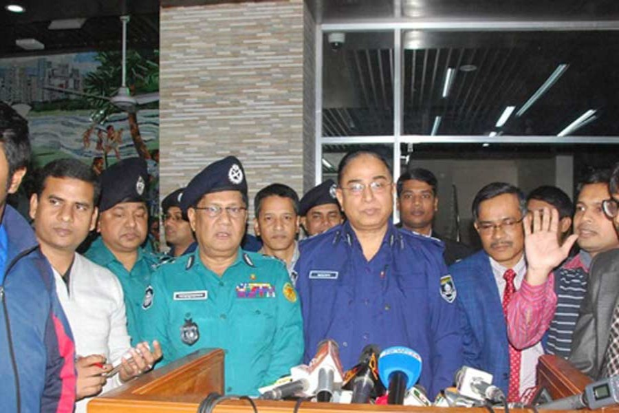 Election preparation all-time better: IGP