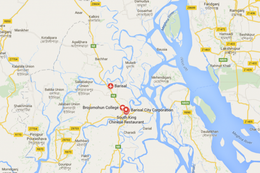 Miscreants vandalise five BNP offices in Barishal