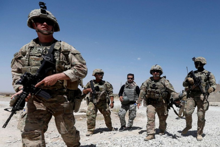US to pull '7,000 troops' from Afghanistan