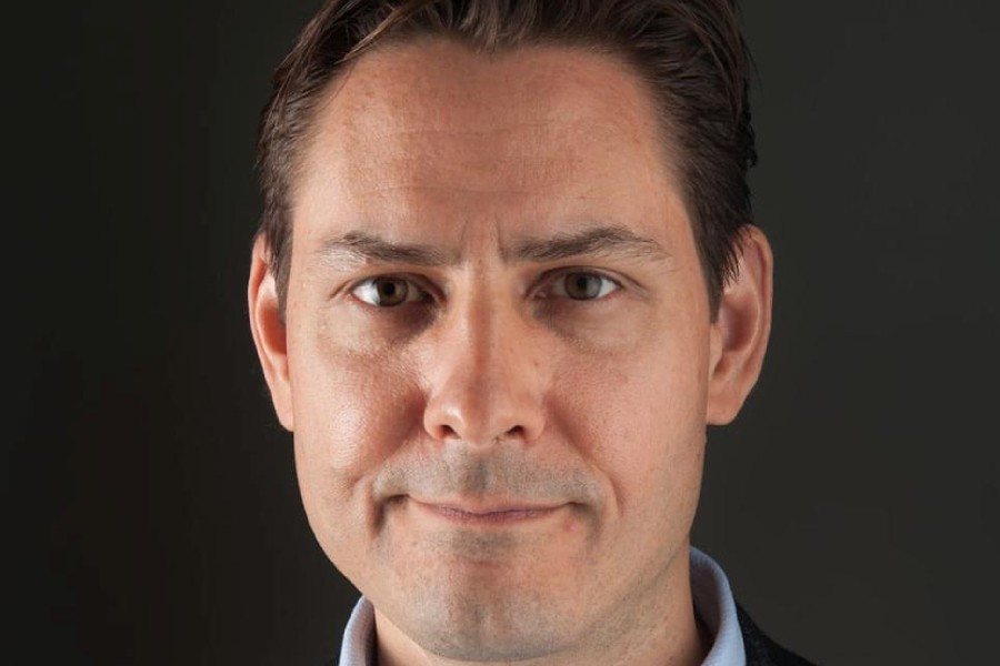 Michael Kovrig, an employee with the International Crisis Group and former Canadian diplomat appears in this photo provided by the International Crisis Group in Brussels, Belgium, December 11, 2018 - Courtesy: CRISISGROUP/Julie David de Lossy/Handout via REUTERS