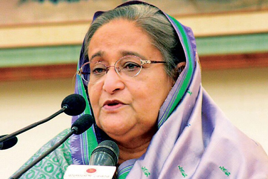 Hasina's electioneering in Rangpur on Sunday