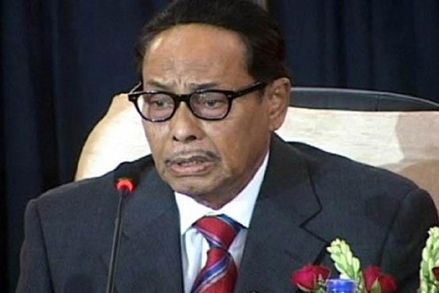Ershad to return Wednesday: Chisti