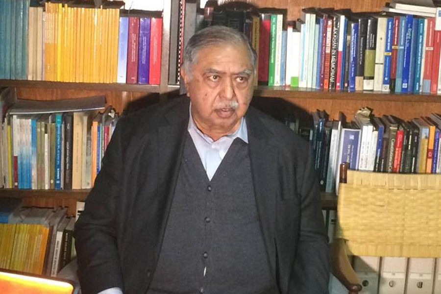 Oikyafront will not boycott election: Dr Kamal