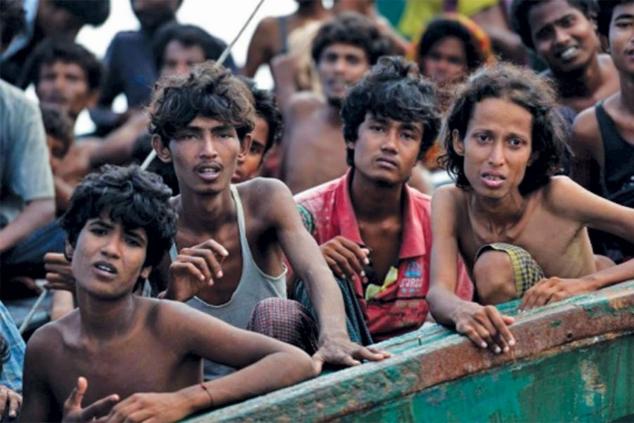 The Rohingya - the forgotten genocide of our time