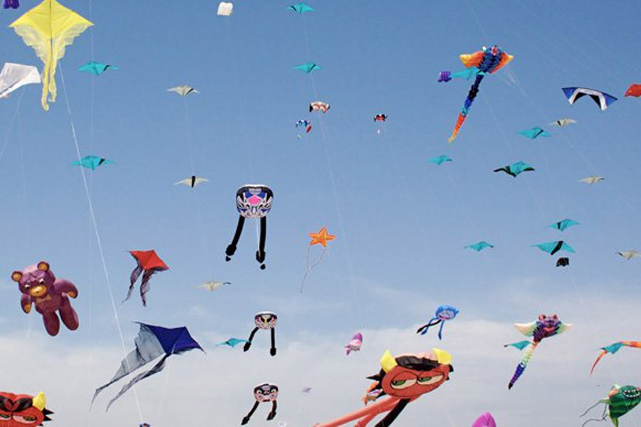 National kite flying festival