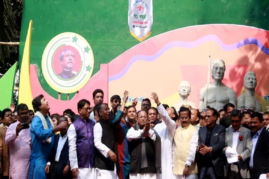 Tofail confident about BCL's victory in DUCSU polls