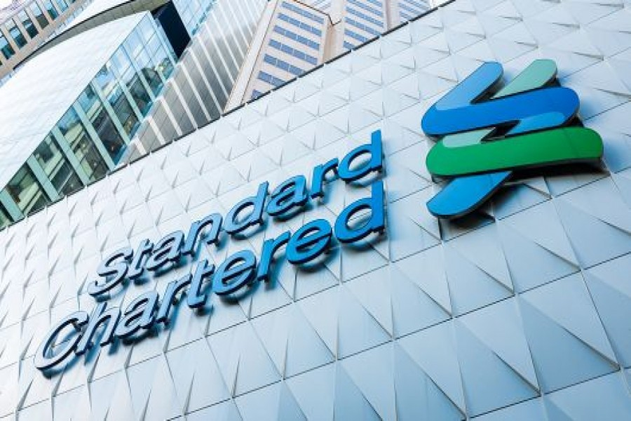 StanChart sets aside $900m to cover US, British fines