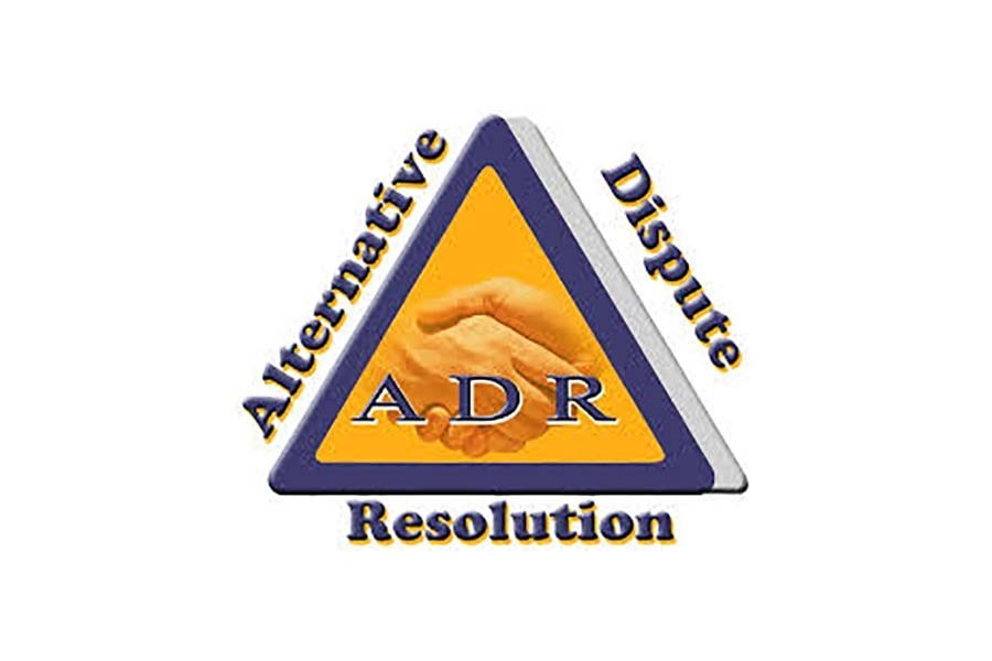 ADR to help ease the process of legal framework