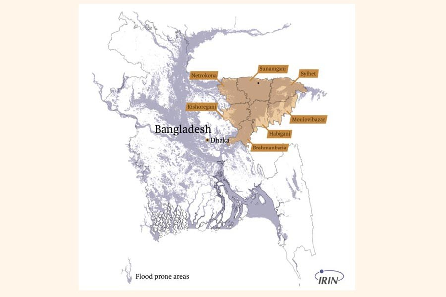 How dire climate displacement warnings  are becoming a reality in Bangladesh