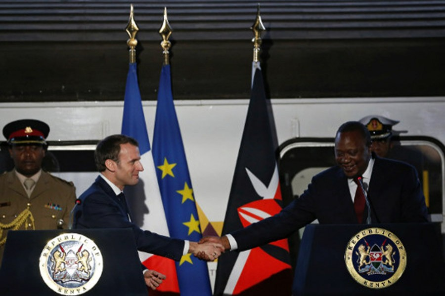 Kenya inks deal worth €2b with France