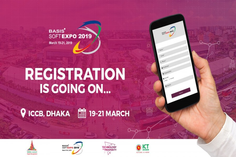 Online registration process to attend BASIS Soft Expo