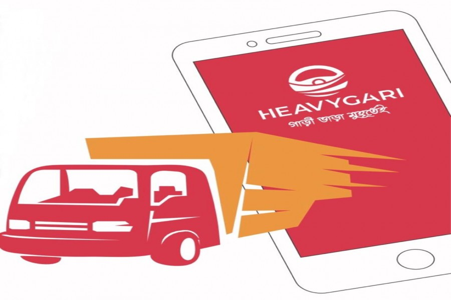Heavygari: Commercial vehicle renting is just a click away