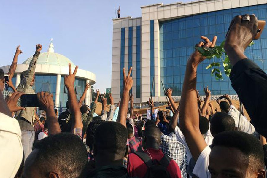 Sudan has been rocked by months of small but persistent protests that were sparked by bread price rises and cash shortages - Reuters file photo used for representation