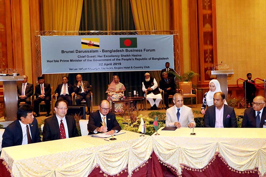BD economy moving on solid macro-economic stability: PM