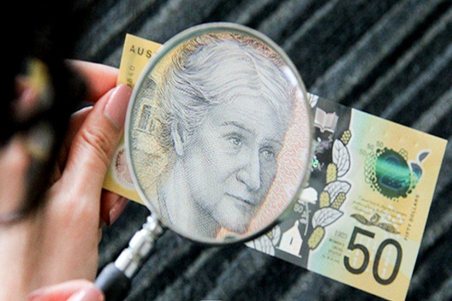 The typo lurks just above Edith Cowan's shoulder - Photo: Reserve Bank of Australia