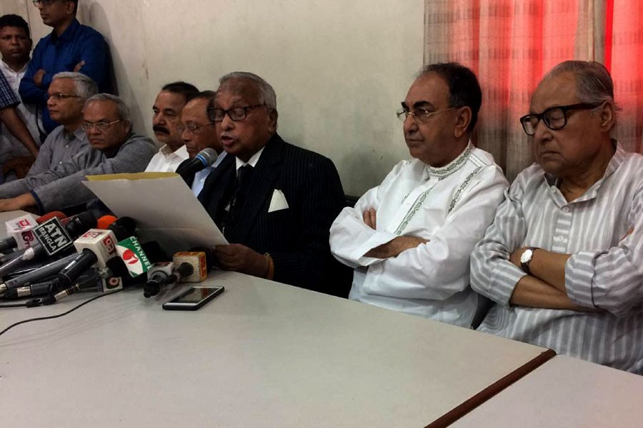 BNP standing committee demands Khaleda's medical treatment
