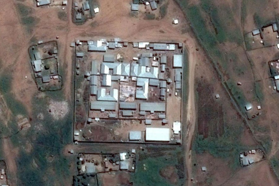 Campaigners say inmates were routinely tortured at 'Jail Ogaden', which Hassan Ismail Ibrahim ran in Ethiopia's Somali region - Photo Source: Human Rights Watch