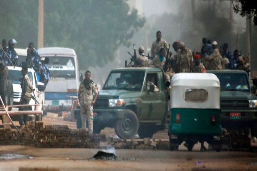 Sudan crisis: Death toll from crackdown rises to 60, opposition says