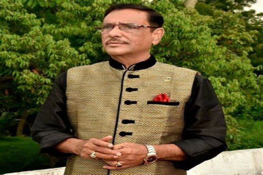 Quader for building 'Sonar Bangla' under Sheikh Hasina's leadership