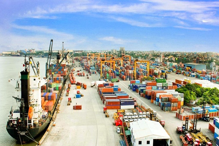 Trade gap reduces in July-April by 10pc