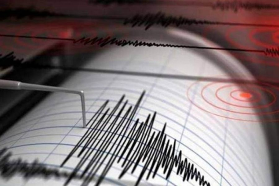 Earthquake -- Dhaka's looming calamity