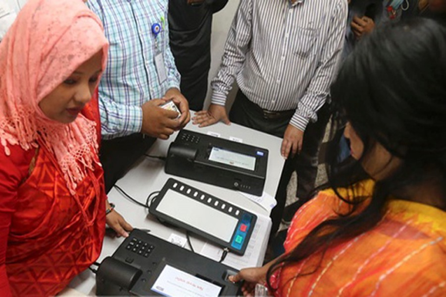 All future elections to have EVMs: CEC