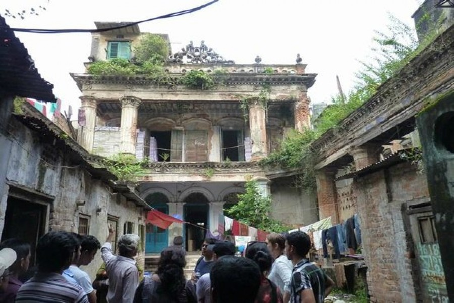 Redeveloping Old Dhaka