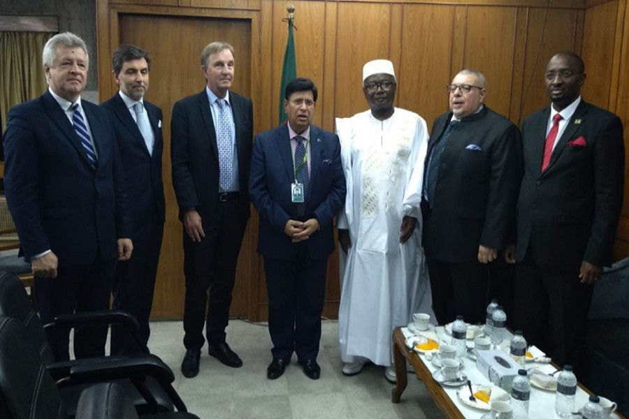 BD invites six countries to invest in agro sector
