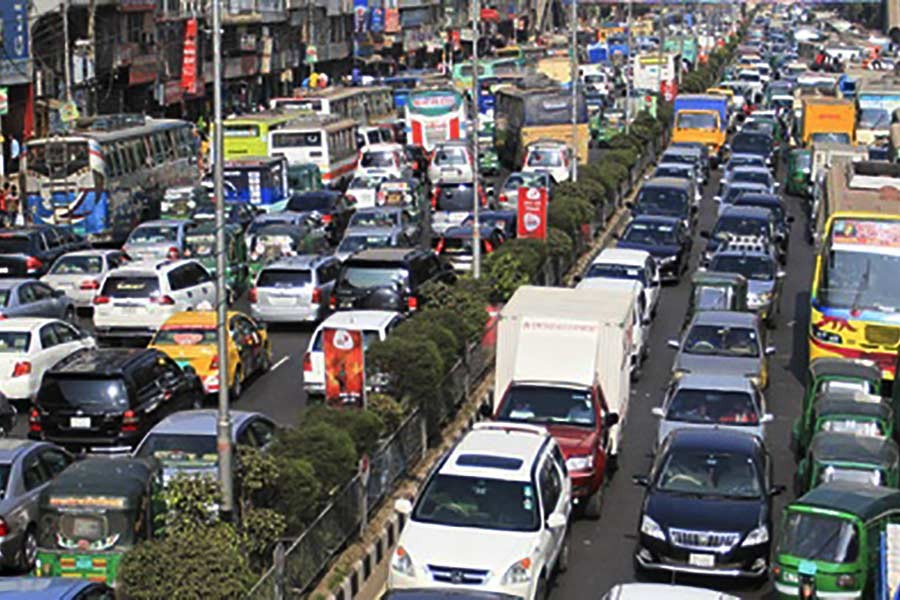 Capital's road traffic system goes haywire