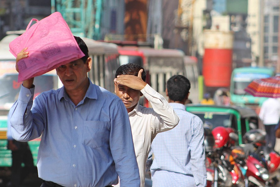 Heat stress to guzzle output equal to 3 83m jobs in BD