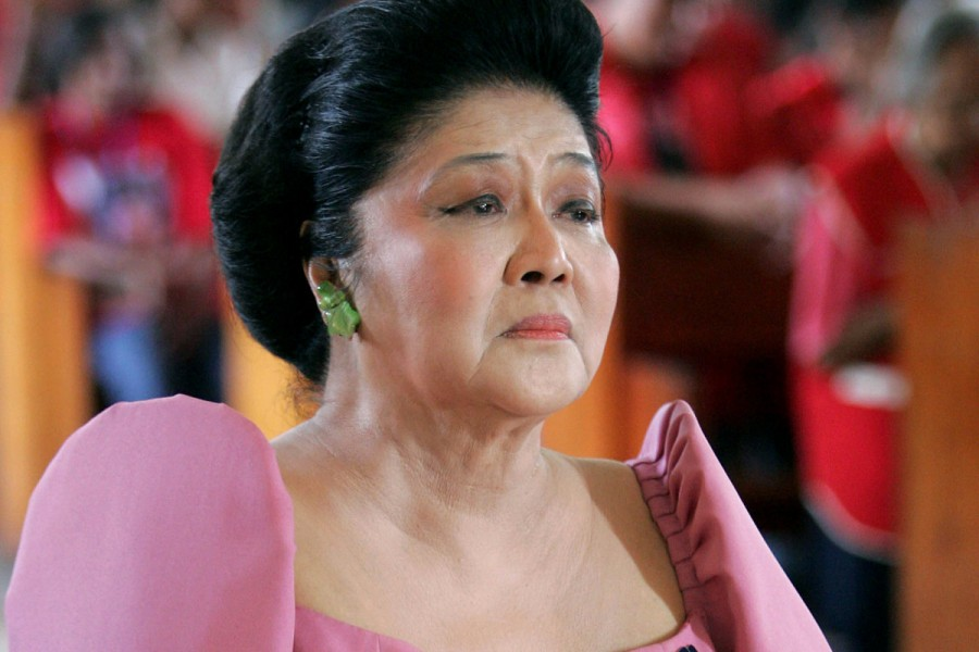 261 hospitalised after eating in Imelda Marcos's birthday party