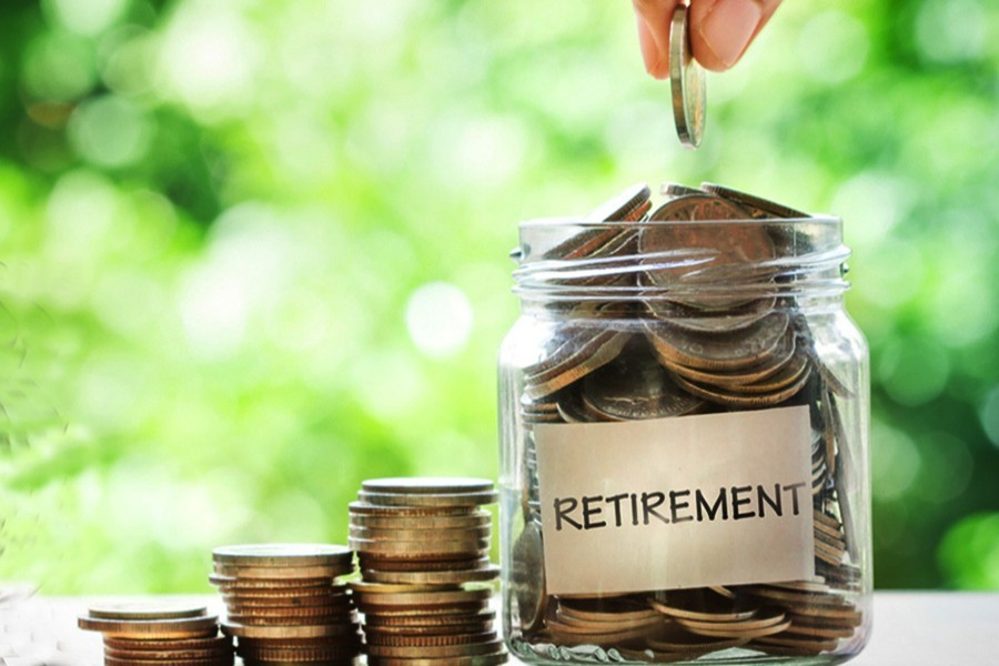 Pension for the private sector employees