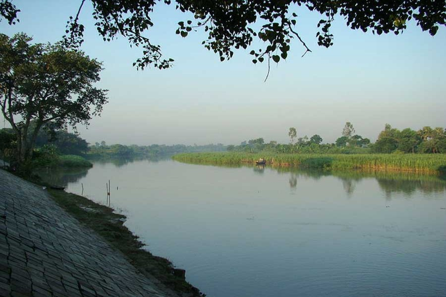 Treating rivers as living entities