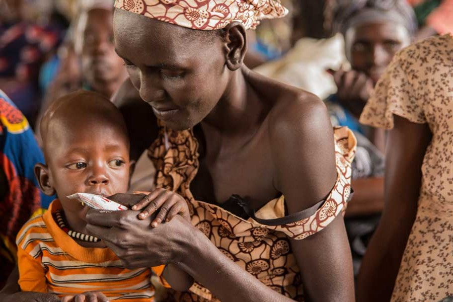 Over 820m people suffer from hunger globally: UN report