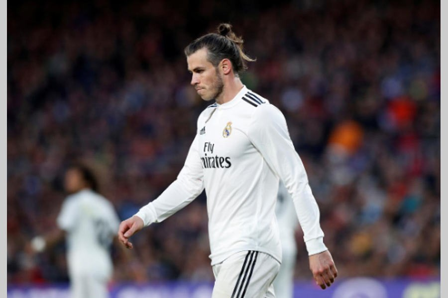 Gareth Bale set for China move