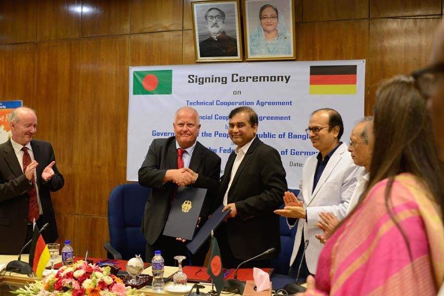 Germany to provide 200m Euro for development projects