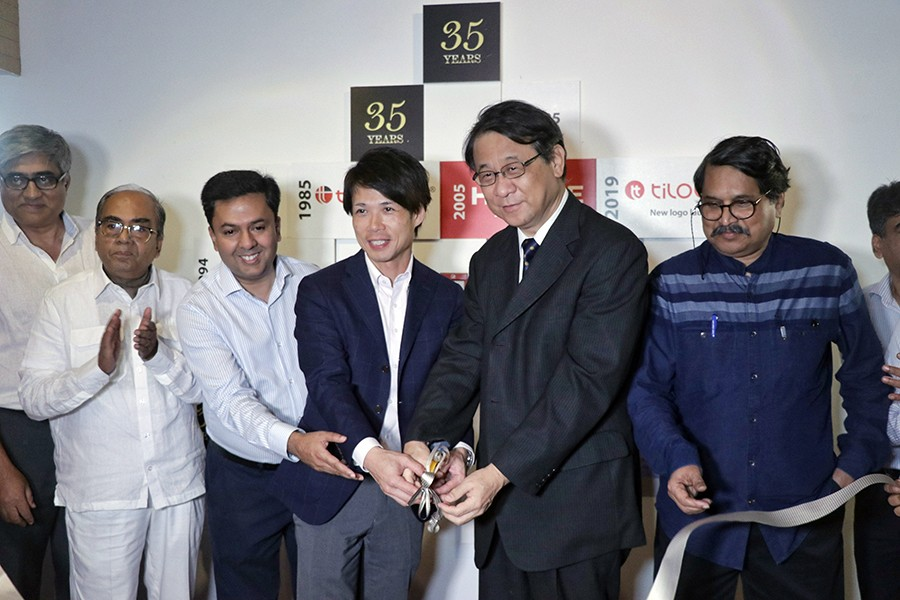 Japan's TOTO opens new outlet in city