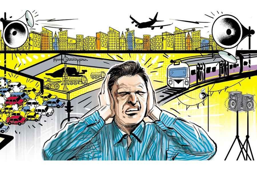 Awareness campaign against noise pollution