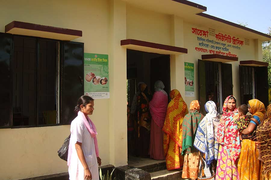 Photo: communityclinic.gov.bd