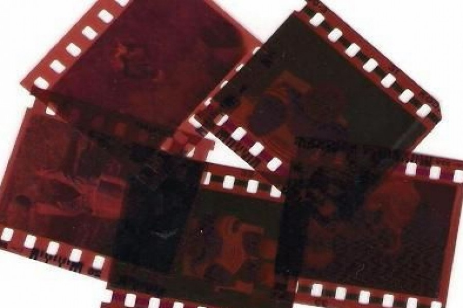 Scientists develop nighttime color-changing film