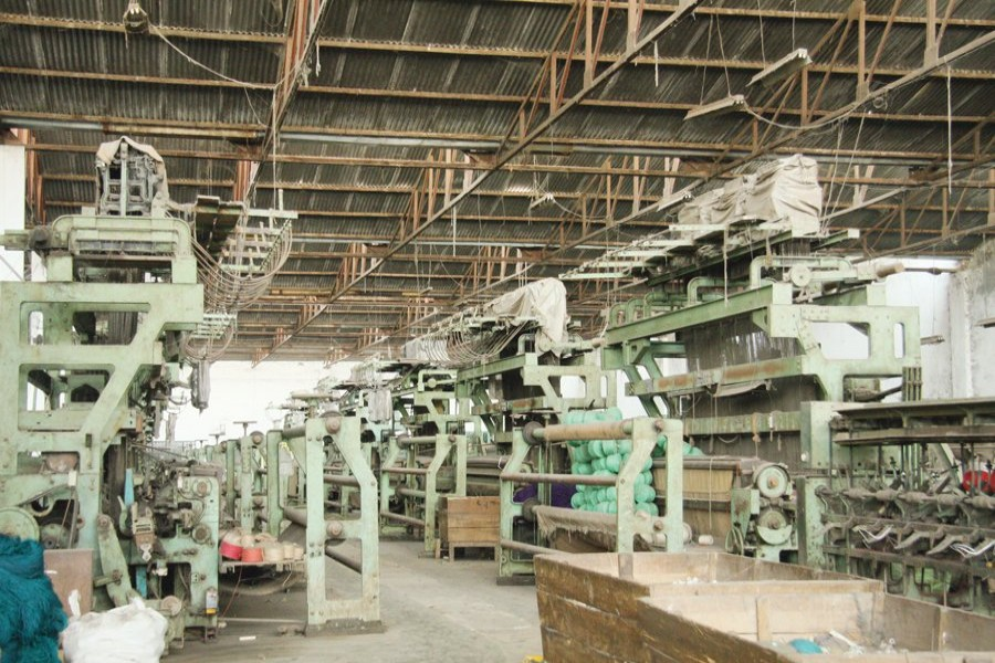 Al-Haj Textile's factory lay-off period extended