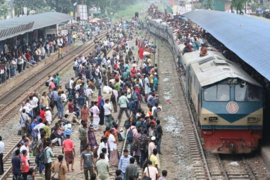 Eid special train service cancelled amid scheduling chaos