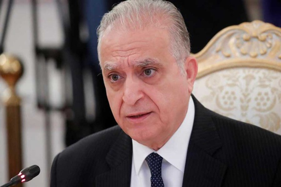 Western forces fuelling tension in Gulf, says Iraqi minister