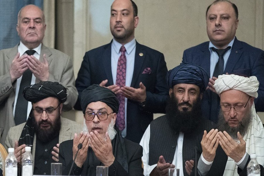 No deal signed as US, Taliban wrap up talks