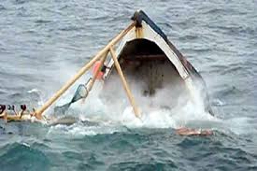 Child missing after speed boat sinks in Padma