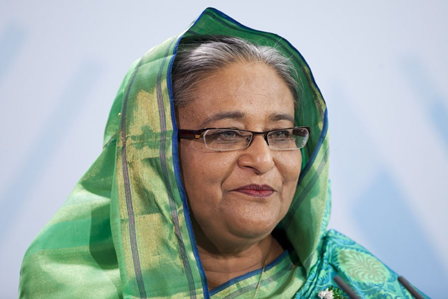 PM mourns death of Sylhet AL leader