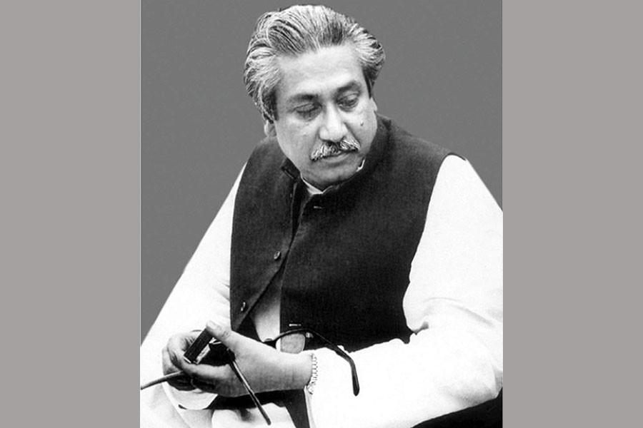 Remembering Bangabandhu in the month of August